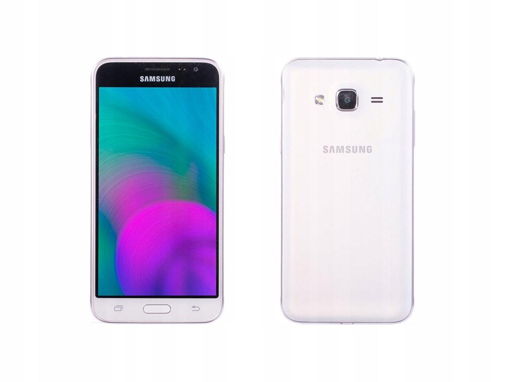 Samsung Galaxy J3 Bialy White Lte 8 Mpix 8 Gb 7583987399 Oficjalne Archiwum Allegro