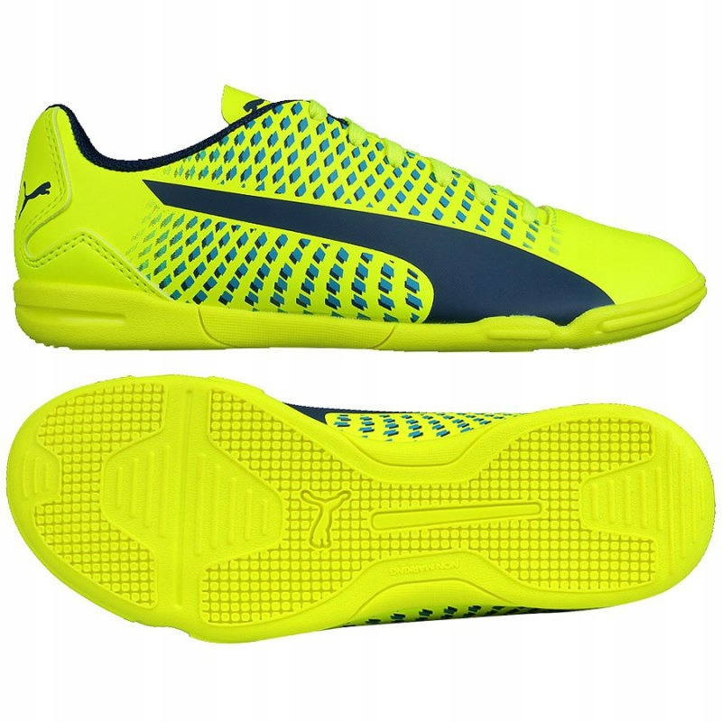 Hala, Buty junior Puma Adreno III IT 27 PA2