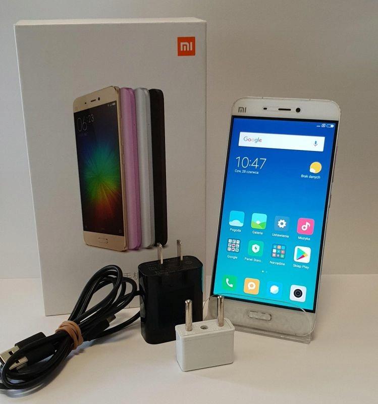 Telefon Xiaomi Mi 5 7473239267 Oficjalne Archiwum Allegro