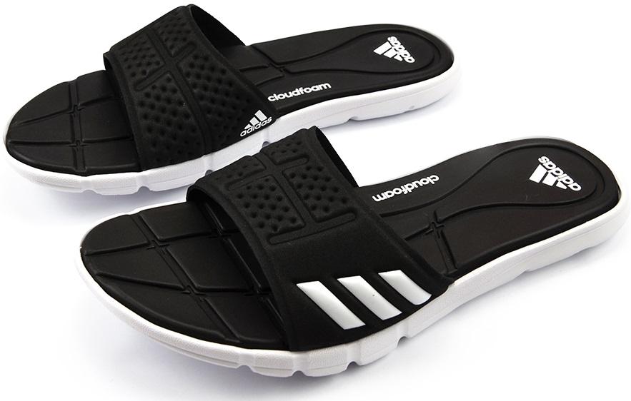 Klapki Damskie Adidas Adipure CF W r.38 czarne