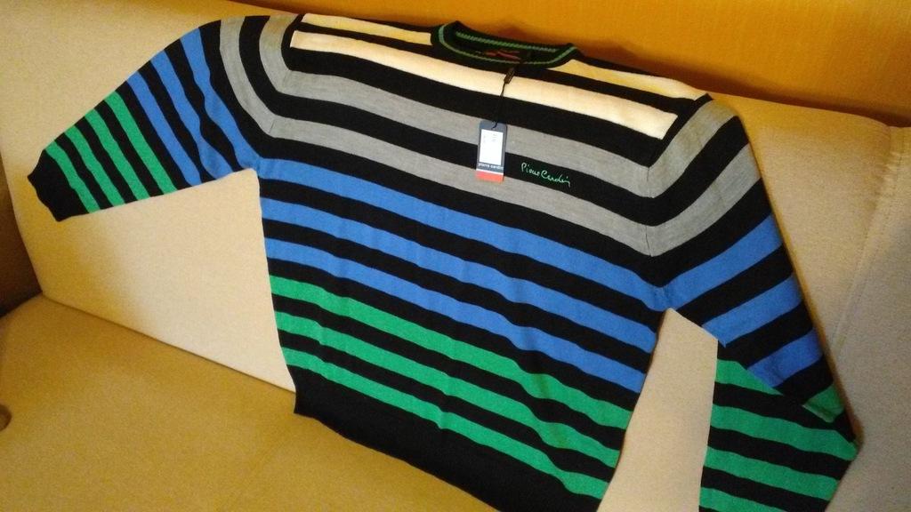 Sweter PIERRE CARDIN L/XL 2 szt. 100 % Bawełna