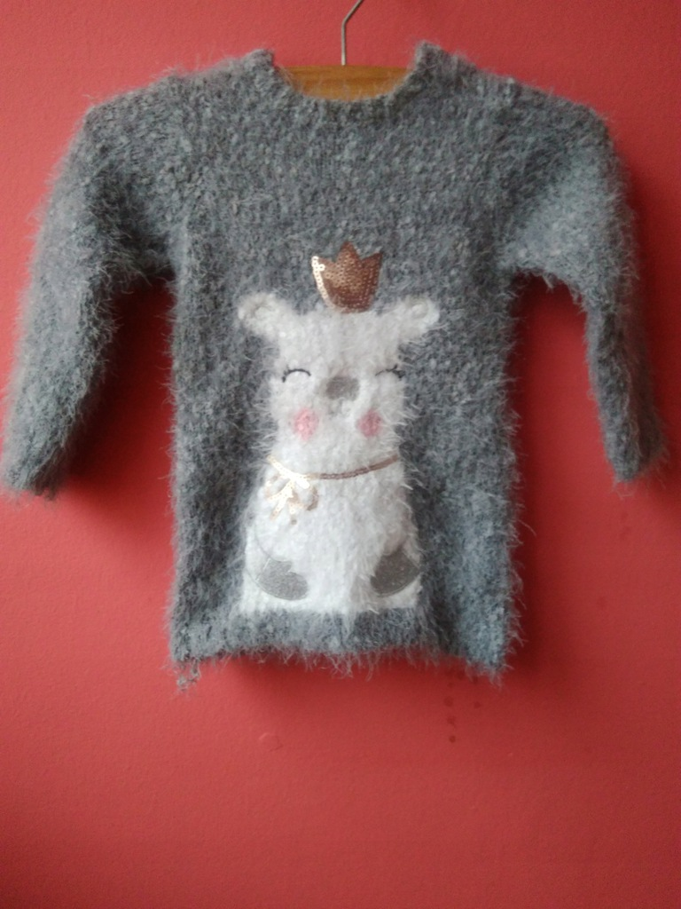 Sweterek dziecięcy 74