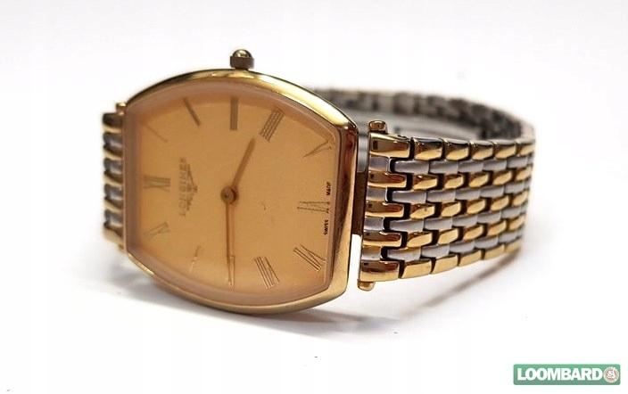 alegro zegarek męski longines