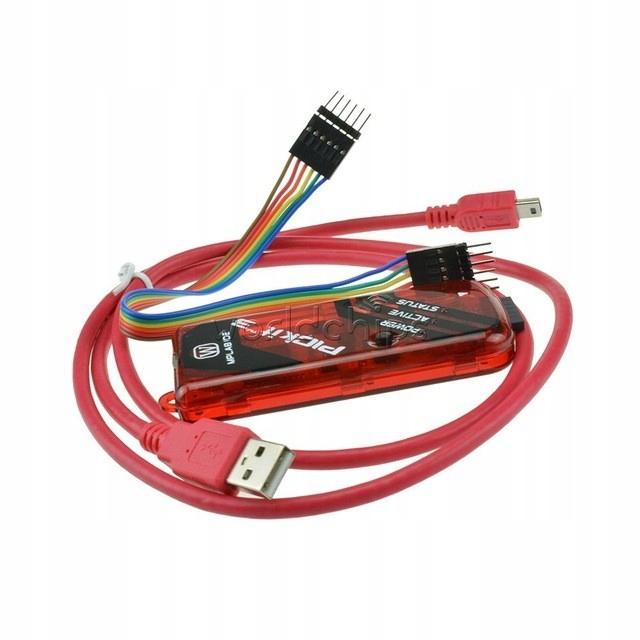 Programator PICKIT3 Emulator + Kabel USB