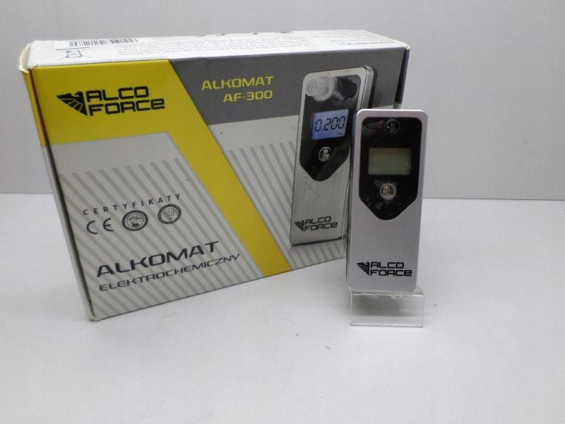 ALCO FORCE ALKOMAT AF300