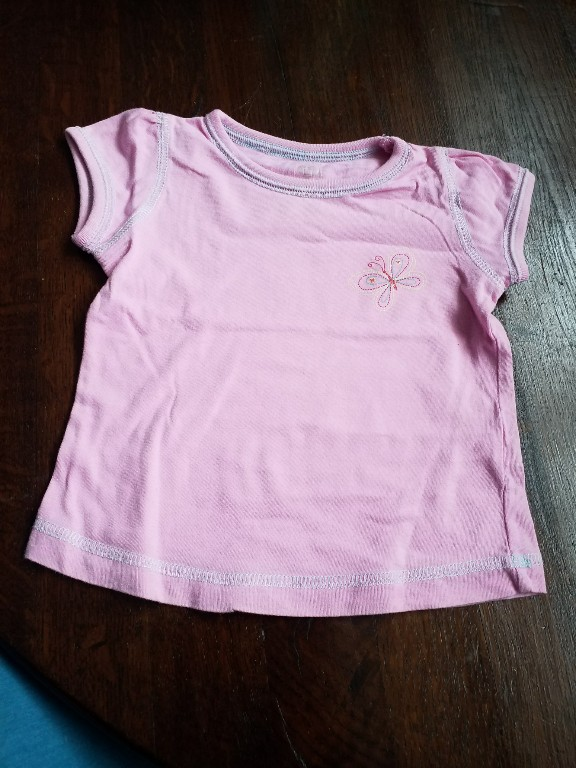 991# TU koszulka bluzka top 86 cm