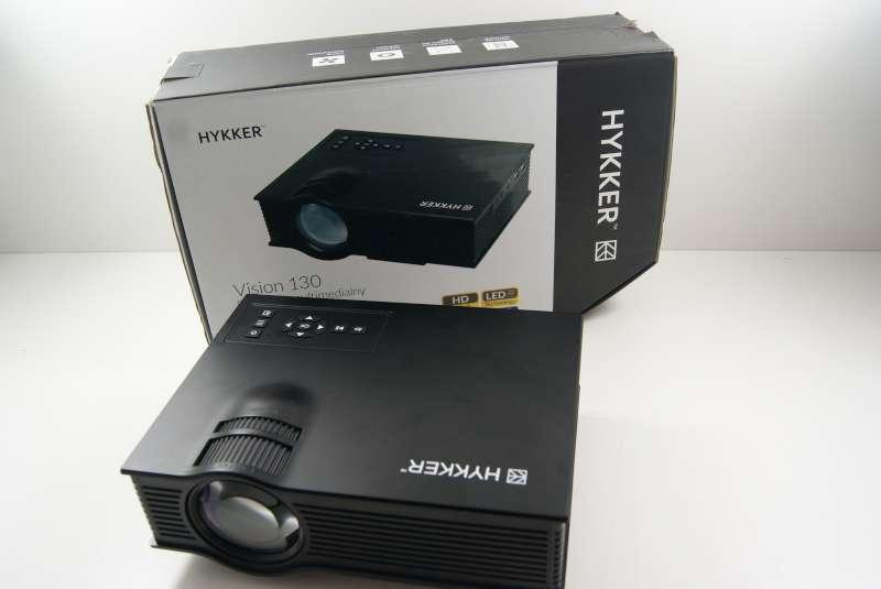 Projektor Multimedialny Hykker Vision 130 7240934565 Oficjalne Archiwum Allegro