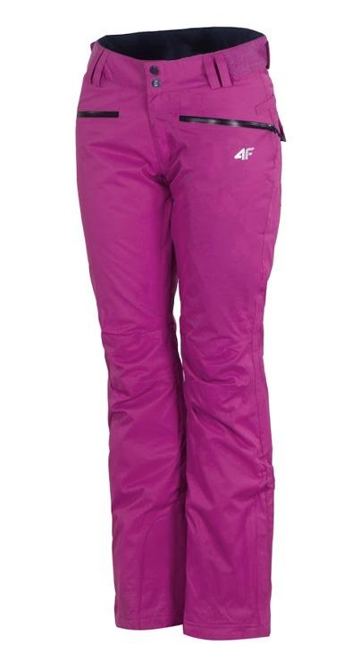 damskie spodnie narciarskie 4f spdn002 5000mm s