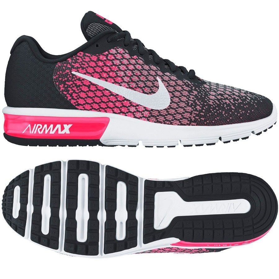 Buty NIKE AIR MAX Sequent 2 WMNS 852465 006 37,5