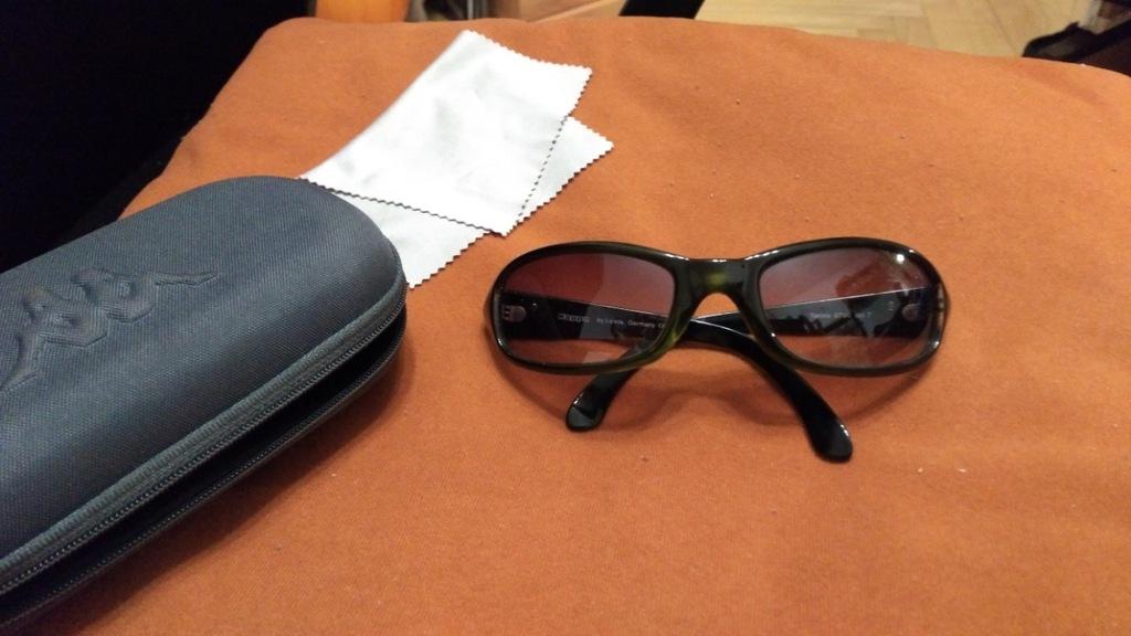 Okulary przeciwsłoneczne KAPPA z filtrem firmowe