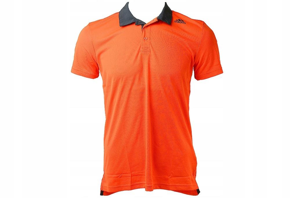 ADIDAS REFRESH POLO TEE ~XL~ Męski T-Shirt