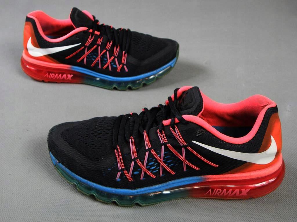 Buty Nike Damskie Nike Air Max 2016 RóżowyZielony