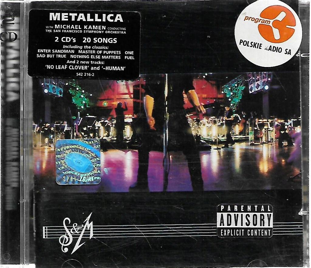 Metallica S M 7639888495 Oficjalne Archiwum Allegro