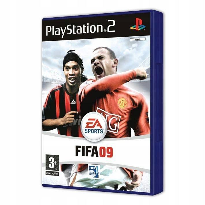 Fifa 09 Ps2 Video Play Wejherowo 7581484044 Oficjalne Archiwum Allegro