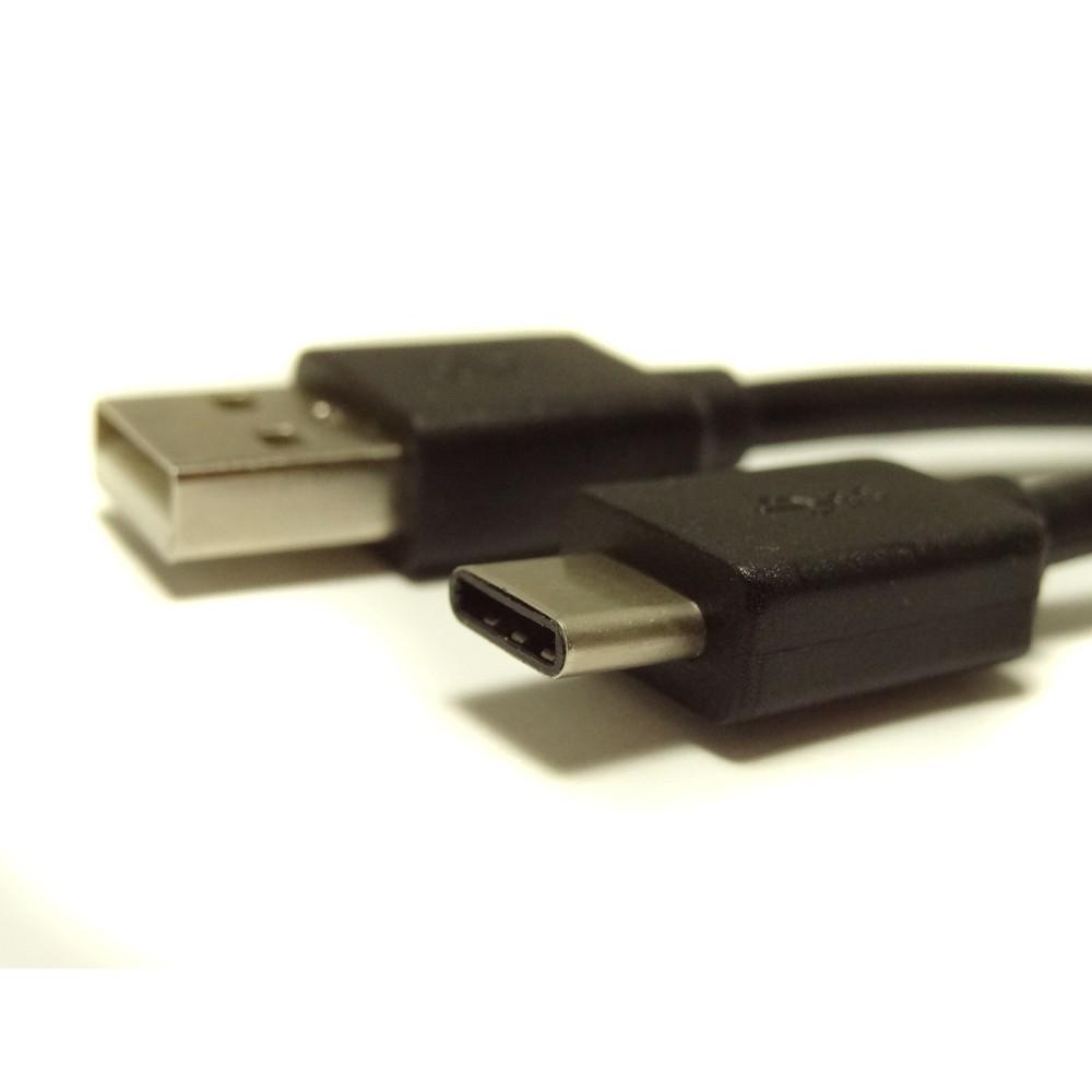 TELLSSON Kabel USB typ C 2.0 Czarny 1.5M 7415859411
