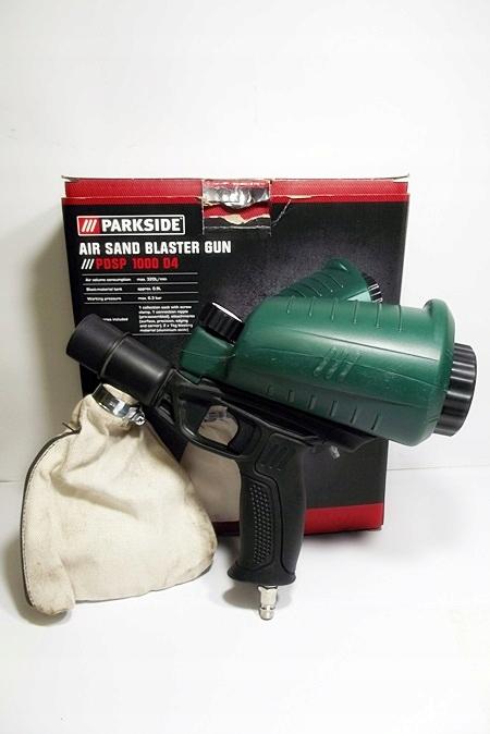 Pistolet Do Piaskowania Parkside Pdsp 1000 D4 7674815435