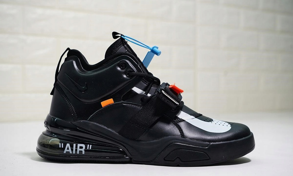 Off White X Nike Air Force 270 r44