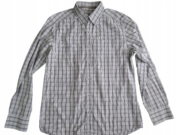 311 ESPRIT kratka koszula cotton L