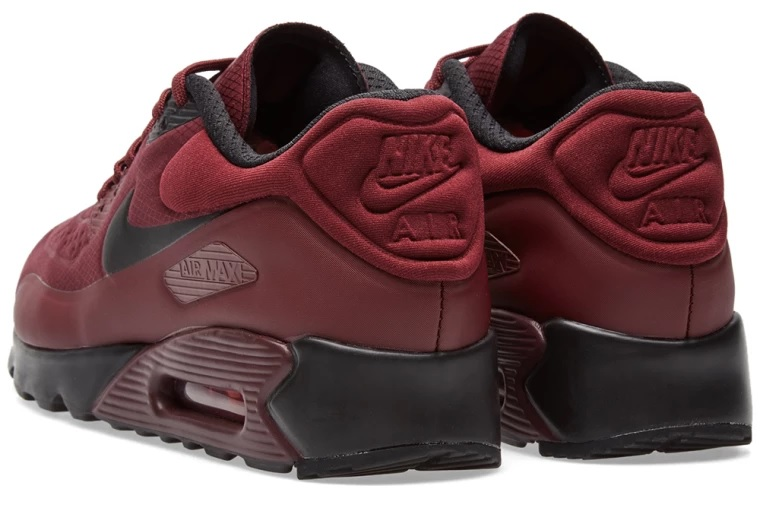 Cheap Nike Air Max 90 Ultra Se Trainers Night MaroonBlack