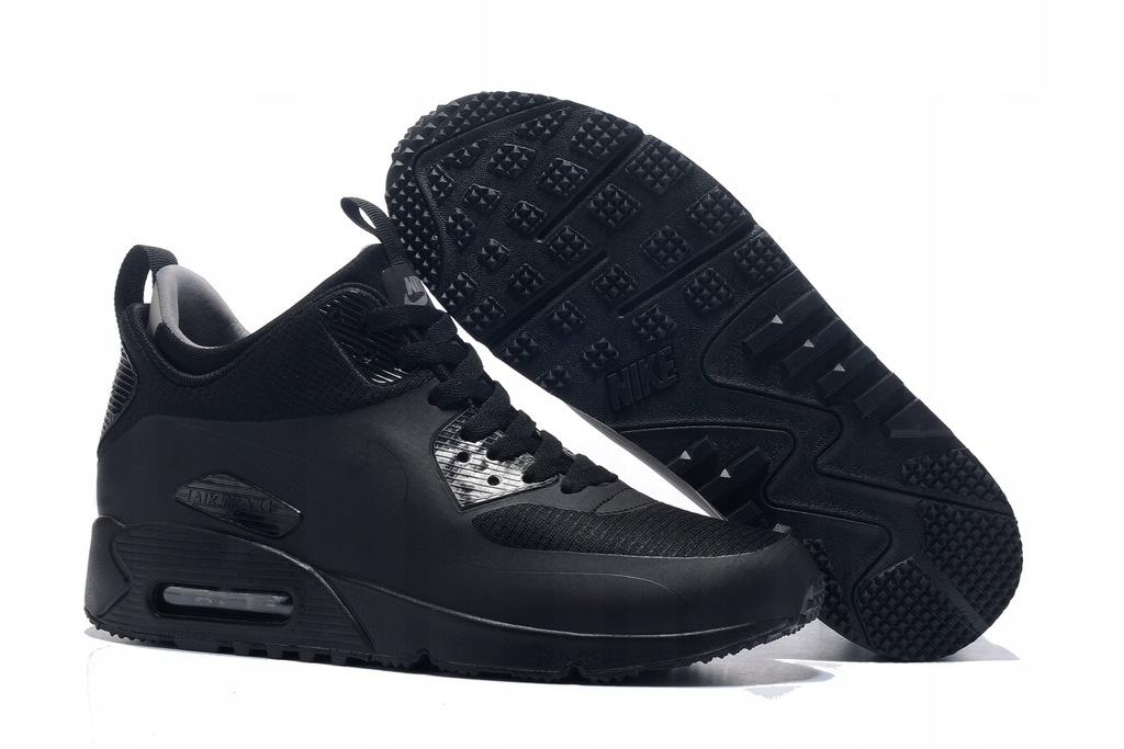 Buty Nike Air Max 90 Winter 806808 009 zimowe 42 Ceny i