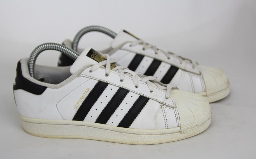 Buty adidas Superstar J r. 36 23 UYWANE
