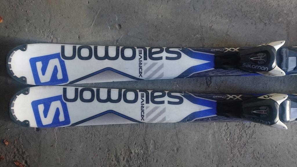 Narty Salomon X Drive Focus 150cm