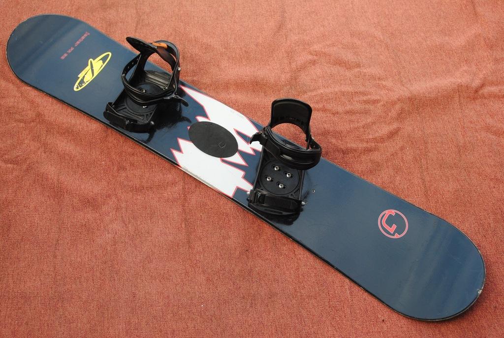 Deska Snowboardowa Snowboard Jester 163 Wiazania 7093913972 Oficjalne Archiwum Allegro