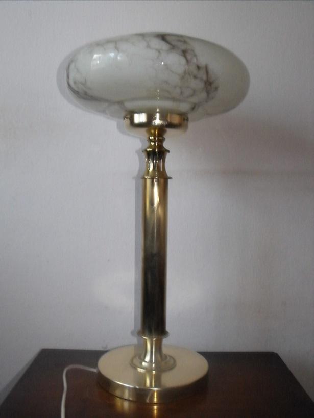 duzy klosz do lampy gabinetowej