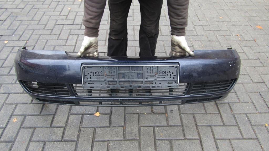 Audi A4 B5 Zderzak Przod Kopletny Lz5l 7661927825 Oficjalne Archiwum Allegro