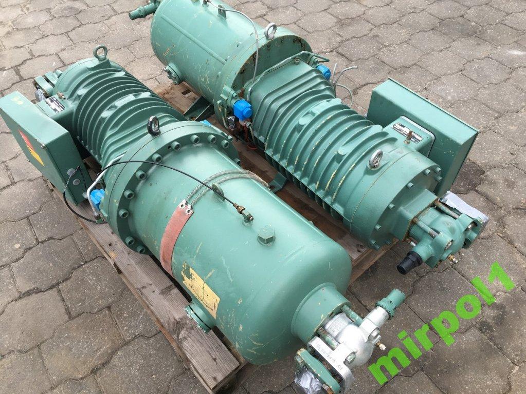 Sprężarka śrubowa BITZER HSK 7461-80Y, 220 m3/h