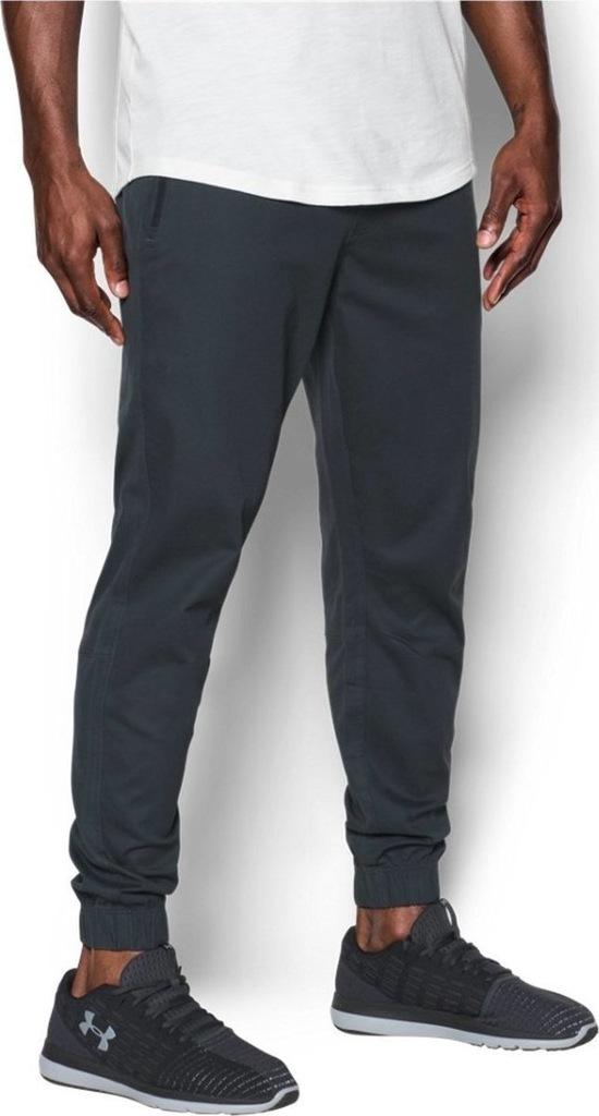 V2578 UNDER ARMOUR Performance Joggery spodnie L