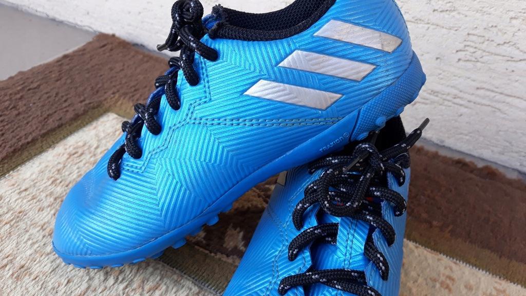 buty Adidas Messi halówki rozmiar 30,5