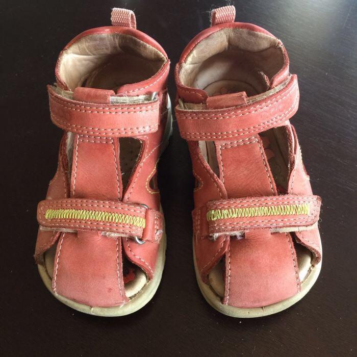 ECCO R 22 buciki profilaktyczne zdrowa stopa