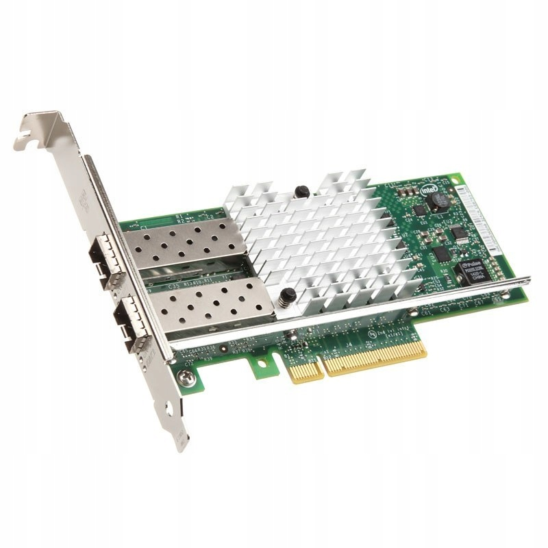Intel X520-DA2, 2x 10GBase SFP+ Direct Attach, PCI
