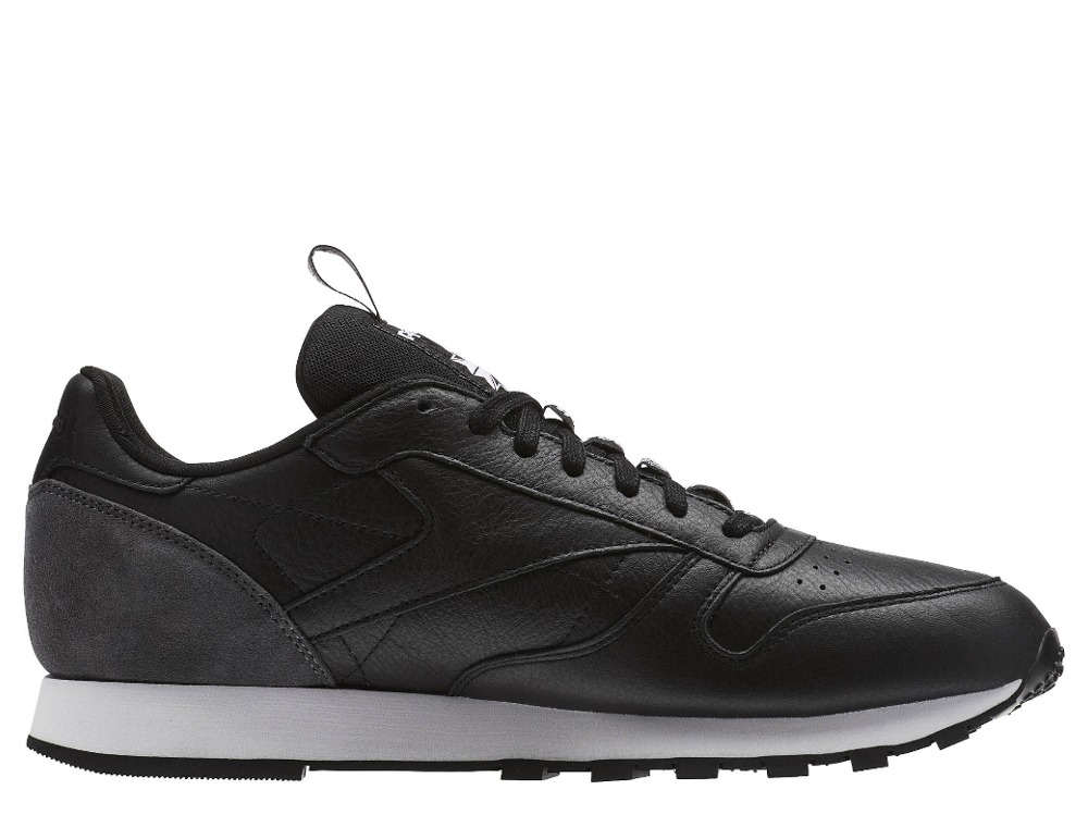 Reebok Classic Buty BS6210 Czarne buty sportowe męskie