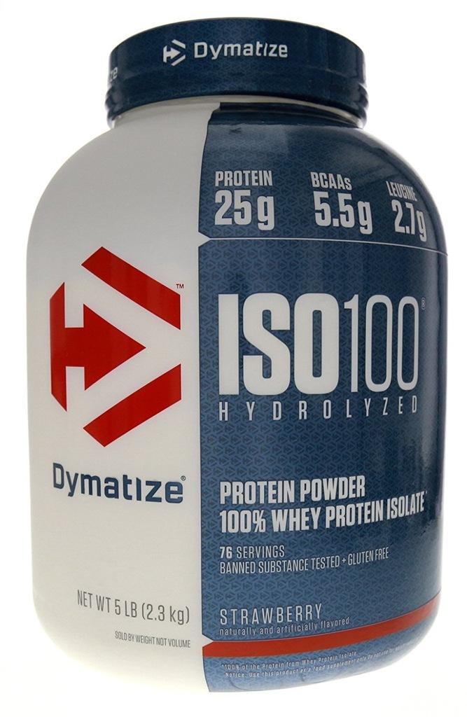Dymatize Iso 100 Protein 2,27 kg BANAN 6699811130