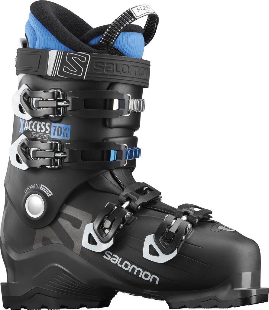 Buty narciarskie Salomon X Access 70 Wide Czarny 2