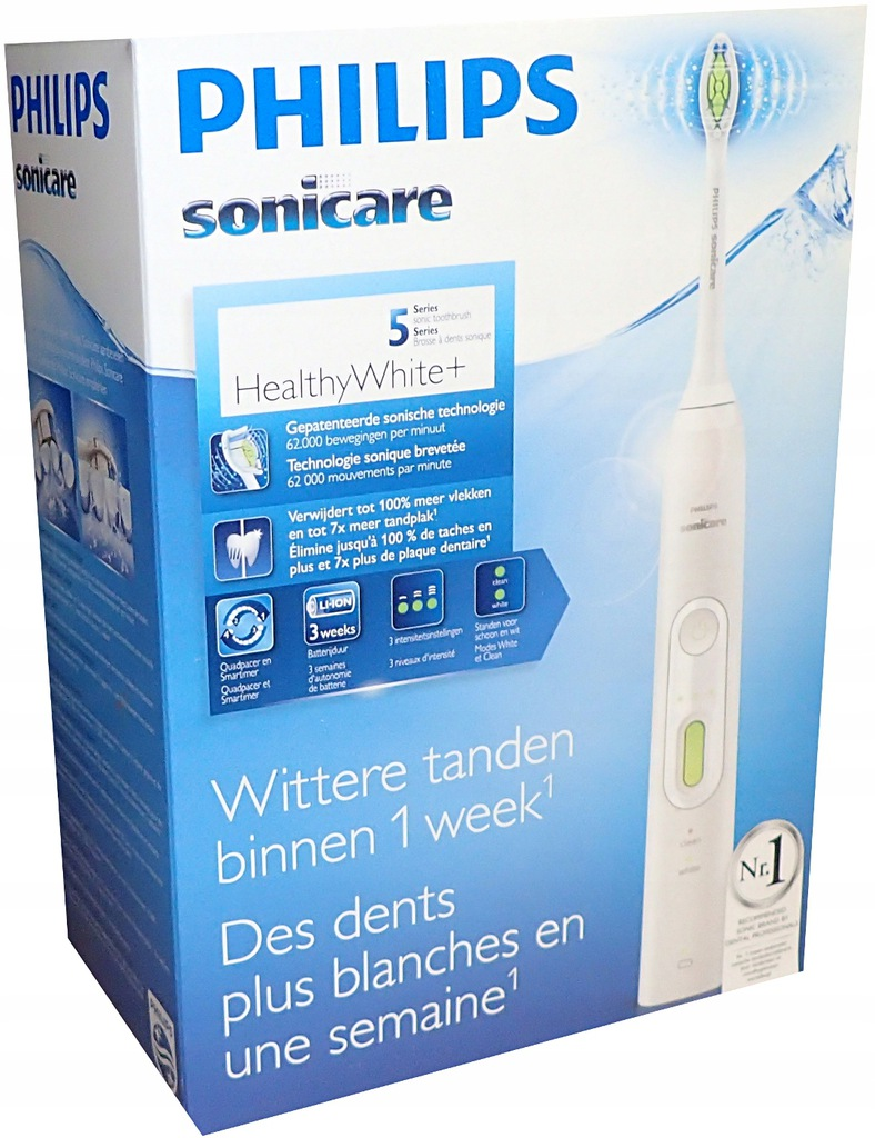 Philips HX8911 Sonicare HealthyWhite Szczoteczka