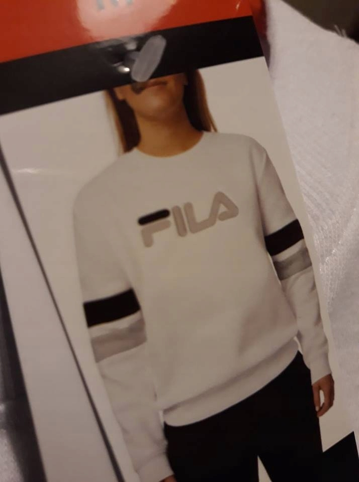 Nowa Bluza FILA z USA !!