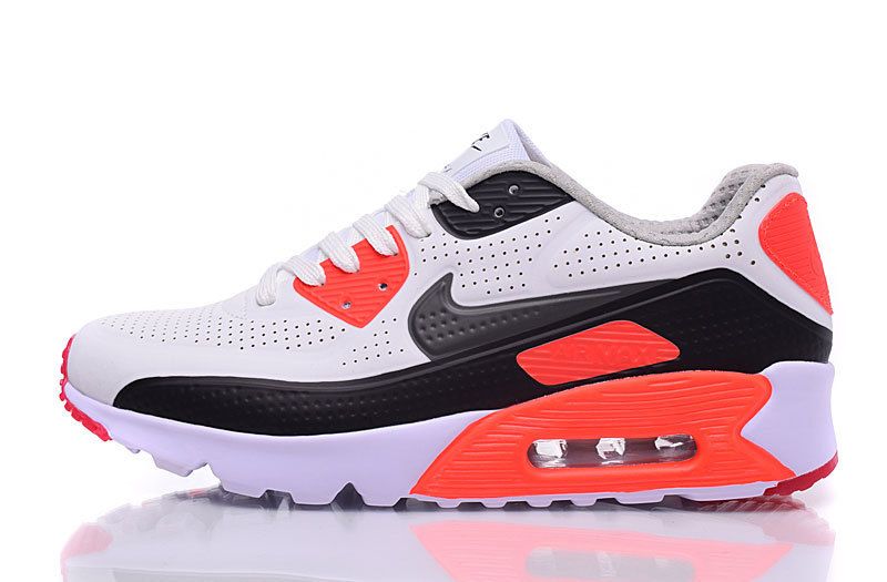 Nike Air Max 90 Ultra Moire Red And White