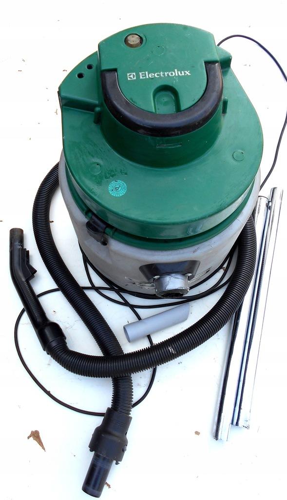 electrolux odkurzacz przemysłowy