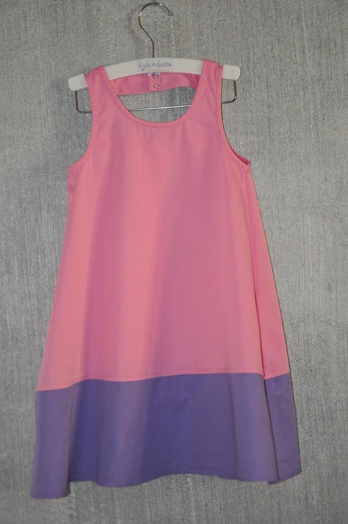 Coccodrillo - sukienka r. 110 - 5 lat, stan BDB