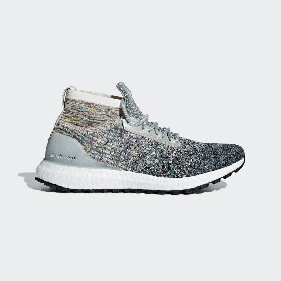 Adidas Ultraboost All Terrain LTD Szare Buty Do Biegania