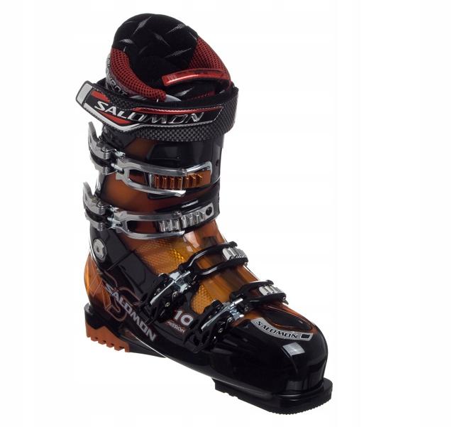 Buty narciarskie SALOMON MISSION RS 10