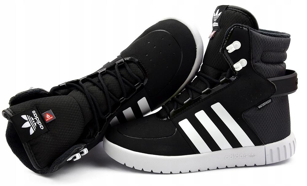 buty zimowe adidas trail breaker j damskie