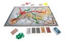 Rebel Wsiąść do pociągu: Europa Wiek gracza 8-11 lat 12-14 lat 15-18 lat 18+