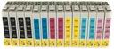 14x EPSON T0801-06 P50 PX650 PX720WD PX700W PX710W