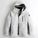 HOLLISTER Kurtka All-Weather Lined Jacket roz. M Płeć Produkt męski