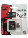 Karta pamięci ProDuo 16GB Kingston Pro Duo PSP GW