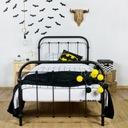 Łóżko metalowe Babunia 90x200 czarne Producent